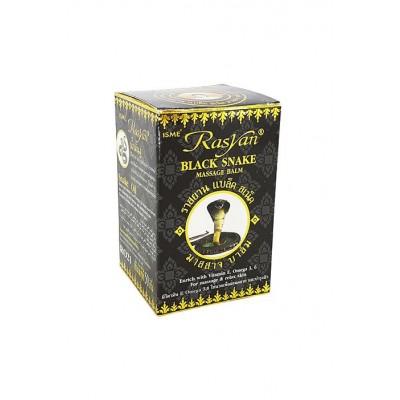 Черный бальзам с коброй Isme Rasyan, 50 г фото 1