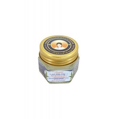 Белый бальзам с эвкалиптовым маслом Isme Rasyan,15 г фото 1