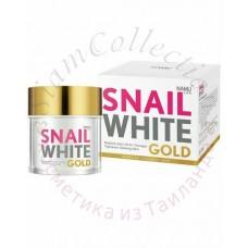 Антивозрастной улиточный крем Snail White NAMU Life