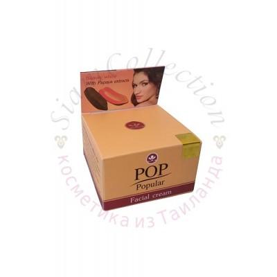 Отбеливающий крем с папайей Pop, 20 г фото 1