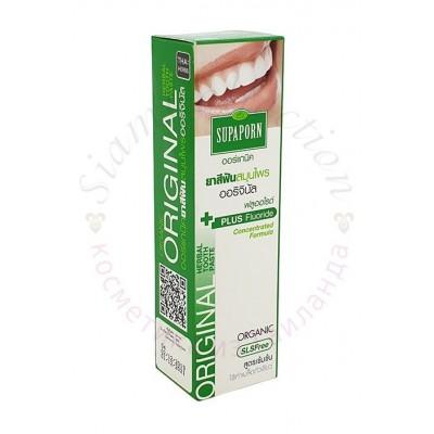 Органічна зубна паста Supaporn, 30 г фото 1