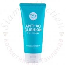 Пенка для умывания от акне Anti-Acne Cushion Cleanser Cathy Doll, 120 мл