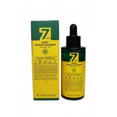 Сыворотка для проблемной кожи с кислотами Centella Cica Serum 50 ml May Island 7 days