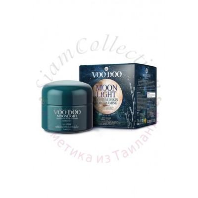 Денний освітлюючий крем і основа під макіяж VOODOO Moonlight Day Cream SPF50, 15 г фото 1