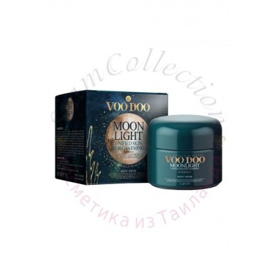 Ночной питательный крем VOODOO Moonlight Night Cream, 15 г фото 1