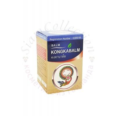 Золотой бальзам с имбирем Kongka Herb (КонгкаХерб) фото 1