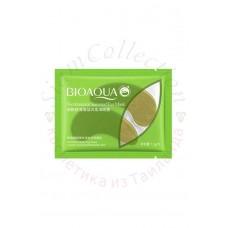 Патчи под глаза с экстрактом водорослей Nicotinamide Seaweed Eye Mask Bioaqua