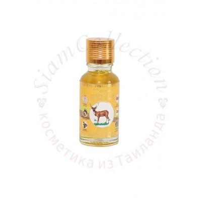 Жёлтое масло с куркумой и имбирём (Isme RasYan) фото 1