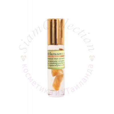 Жидкий бальзам-ингалятор с ананасом (Pineapple Oil Balm) фото 1