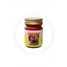 Красный тайский бальзам с горным имбирем Плай Дэнг