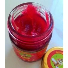 Красный бальзам Mho Shee Woke Red Balm (Мо Ши Вок)