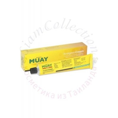 Мазь Namman Muay Analgesic Cream (Намман Муай)