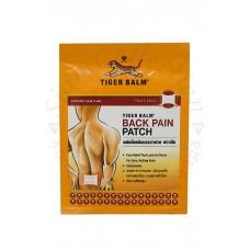 Тигровый пластырь от болей в спине
