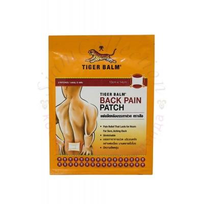 Тигровый пластырь от болей в спине фото 1