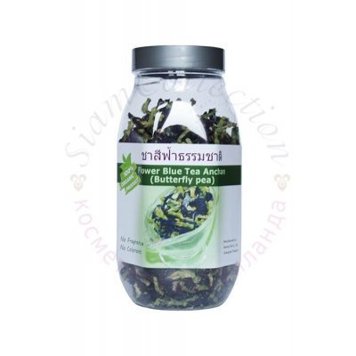 Тайський синій чай «Анчан» (Butterfly Pea) 50 грам фото 1