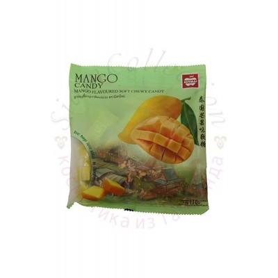 Тайские молочные жевательные конфеты