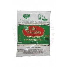 Тайський смарагдовий молочний зелений чай Milk Green Tea ChaTraMue Brand