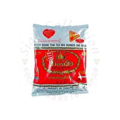 Традиционный тайский оранжевый чай Number One Tea Brand фото 1