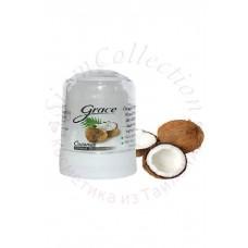 Дезодорант Grace Crystal с экстрактом кокоса