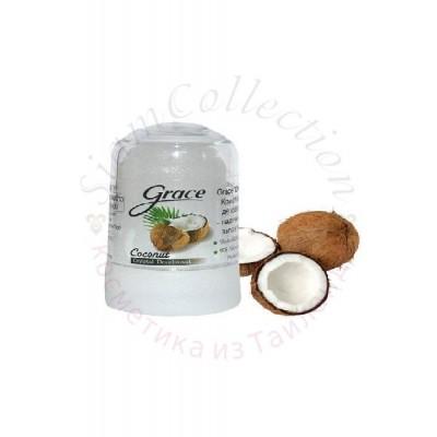 Дезодорант Grace Crystal з екстрактом кокоса фото 1