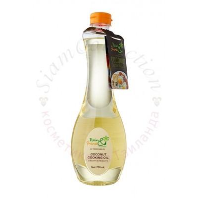 Натуральное кокосовое масло для приготовления еды Tropicana фото 1