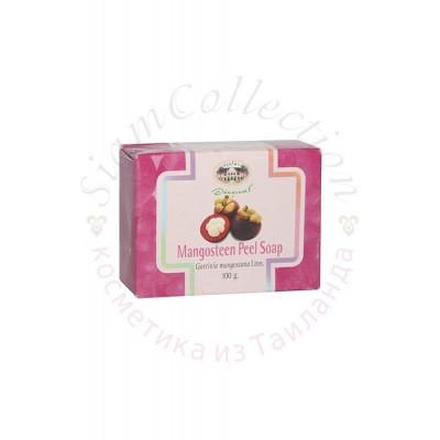 Мыло с экстрактом мангостина ABHAIBHUBEJHR mangosteen soap