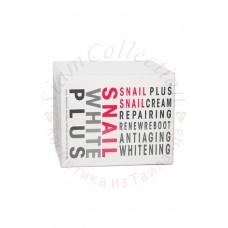 Антивіковий крем для обличчя Snail White Plus