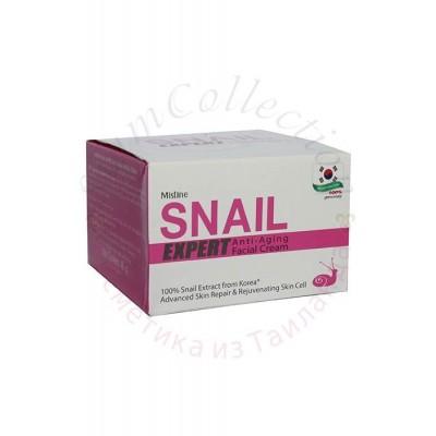Антивозрастной крем Mistine Snail Expert фото 1
