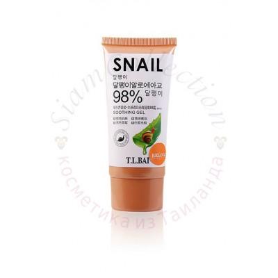Увлажняющий BB крем с муцином улитки и алоэ. Snail&Aloe 98% BB Cream фото 1