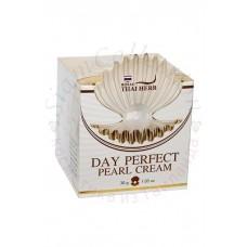 Перлинний крем для обличчя денний Royal Thai Herb