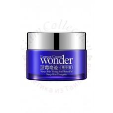 Крем с экстрактом черники Wonder essence cream  50g Bioaqua