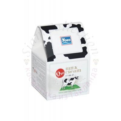 Живильний «молочний» крем для обличчя з Q10 Milk Cream 7 in 1 Yoko фото 1