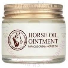 Восстанавливающий крем на основе лошадиного масла Bioaqua