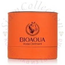 Відновлюючий крем на основі кінського масла Bioaqua
