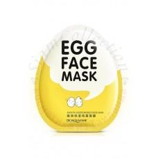 Маска для лица яичная увлажняющая BIOAQUA Egg Face Mask