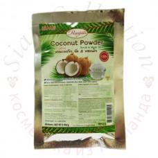 Натуральная кокосовая маска + скраб Coconut Powder Isme