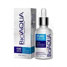 Сыворотка для лица Анти Акне Removal of acne 30ml Bioaqua