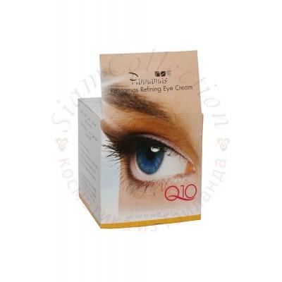 Улиточный крем с Q10 для кожи вокруг глаз Pannamas фото 1