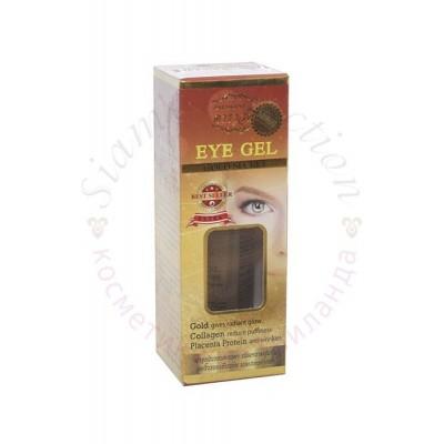 Золотой коллаген для кожи вокруг глаз Darawadee Eye Gel фото 1