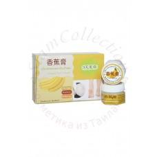 Натуральный Питательный крем от трещин и растяжек с экстрактом Банана Banana Foot Cream