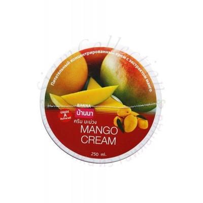 Питательный концентрированный крем с экстрактом манго фото 1