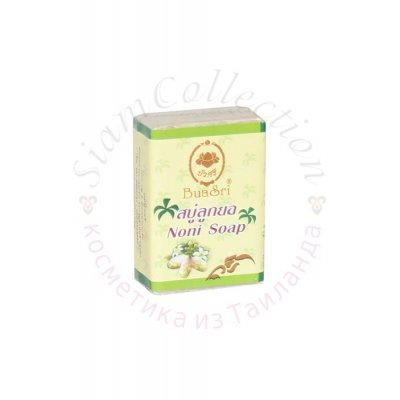 Мыло с экстрактом нони Bua Sri фото 1