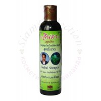 Травяной шампунь Jinda от выпадения волос баймисот + анчан