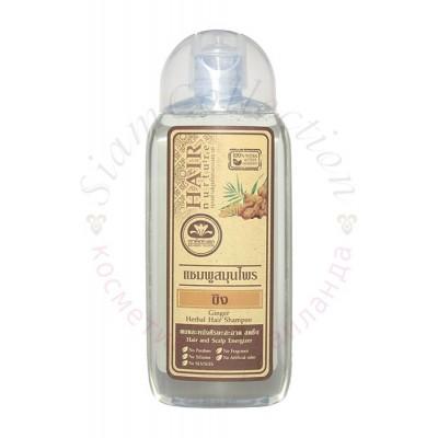 Безсульфатный шампунь для всех типов волос с экстрактом имбиря от Khaokho Talaypu фото 1