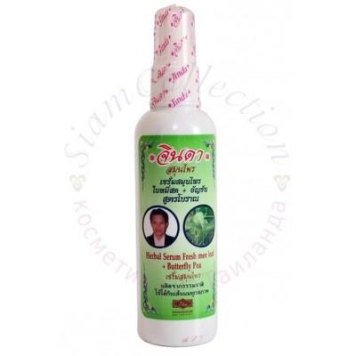 Лечебный лосьон на травах от выпадения волос Джинда ( Jinda ) Новая улучшенная формула фото 1