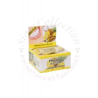 Зубна паста з екстрактом ананаса фото 1