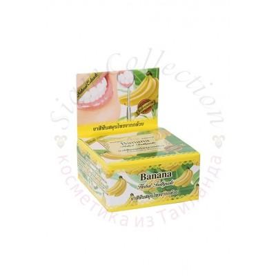 Зубна паста зі смаком банана фото 1
