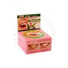 Травяная отбеливающая зубная паста с гвоздикой Isme Rasyan Herbal Clove