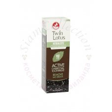 Растительная зубная паста с бамбуковым углём Твин Лотос Twin Lotus Active Charcoal Toothpaste
