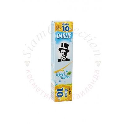 Травяная мятная зубная паста Darlie Zesty Fresh Mint фото 1